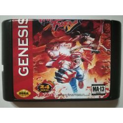 Cartridge Fatal Fury 2 Sega Mega Drive