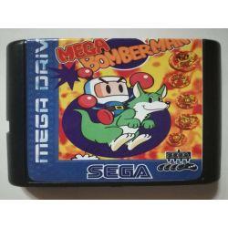 Cartridge Mega Bomberman Sega Mega Drive