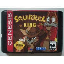 Cartridge Squirrel King Sega Mega Drive