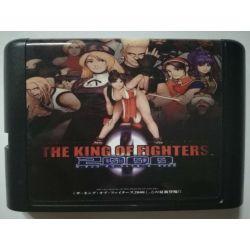 Cartridge The King of Fighters 2000 Sega Mega Drive