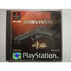 Resident Evil Survivor PSX