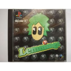 Lemmings 3D PSX