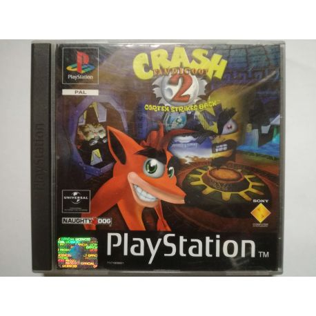 Crash Bandicoot 2:Cortex Strikes Back PSX