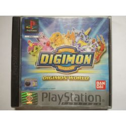 Digimon World PSX
