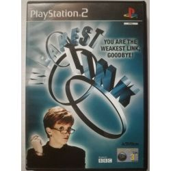 The Weakest Link PS2