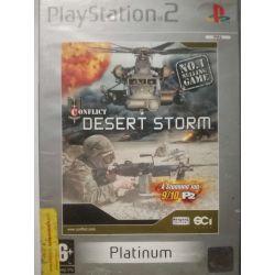 Conflict: Desert Storm PS2