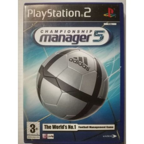 Championship Manager 5 PS2