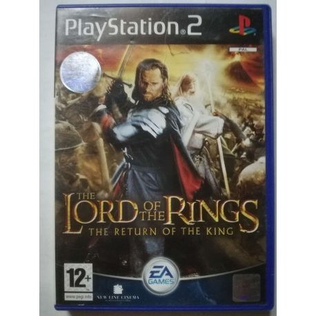 The Lord of the Rings The Return of the King PS2
