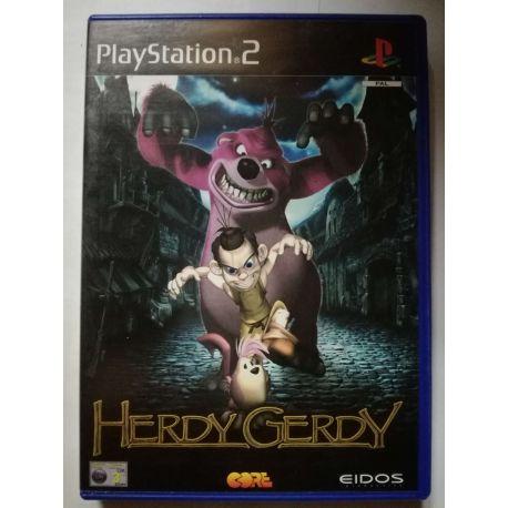 Herdy Gerdy PS2