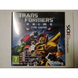 Transformers Prime The Game Nintendo 3DS