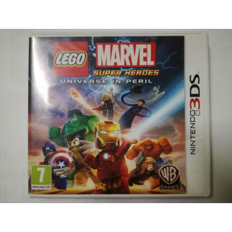 Marvel Super Heroes Nintendo 3DS