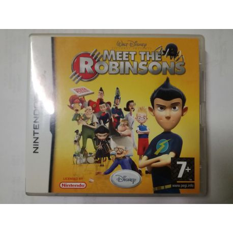 Meet the Robinsons Nintendo DS