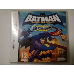 Batman The Brave and the Bold Nintendo DS