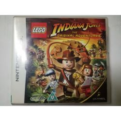 Lego Indinana Jones Nintendo DS