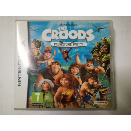 The Croods Nintendo DS