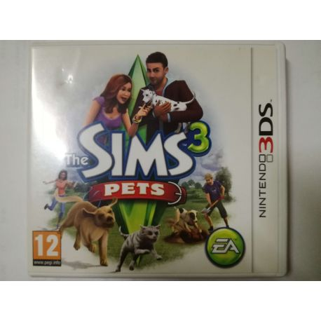 The Sims 3 Pets Nintendo 3DS