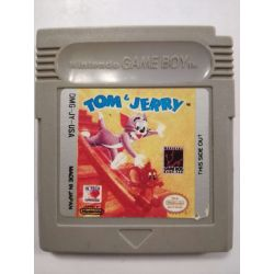 Tom and Jerry Gameboy
