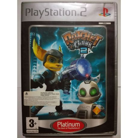 Ratchet & Clank 2 PS2