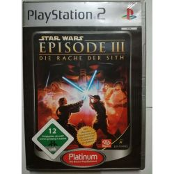 Star Wars Episode III : Die Rache der Sith de PS2