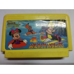 Mickey´s Adventures in Numberland Famicom
