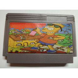 Bartman Meets Radioactive Man Famicom
