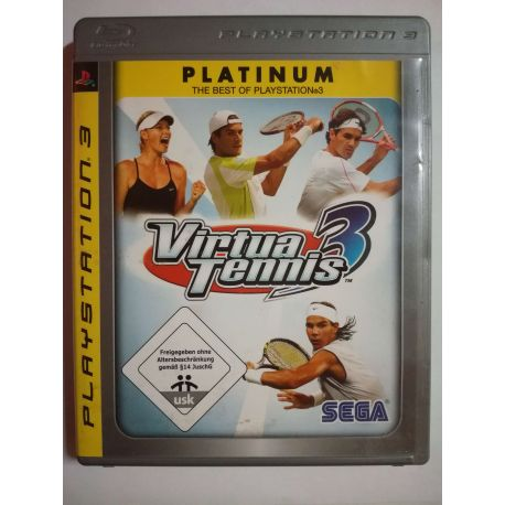 Virtua Tennis 3 PS3