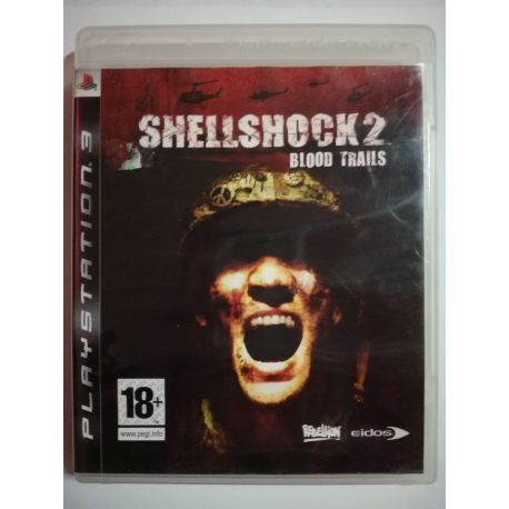Shellshock 2 PS3