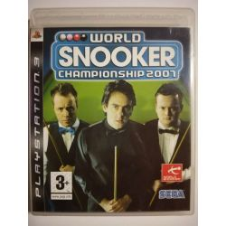 World Snooker Championship 2007 PS3