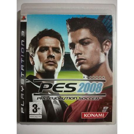 PES 2008 PS3