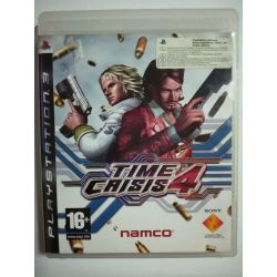 Time Crisis 4 PS3