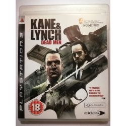 Kane & Lynch PS3