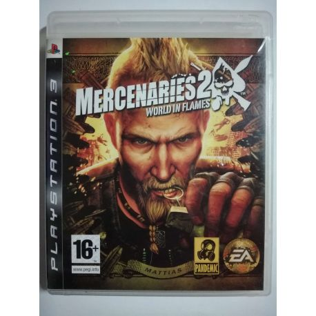 Mercenaries 2 PS3