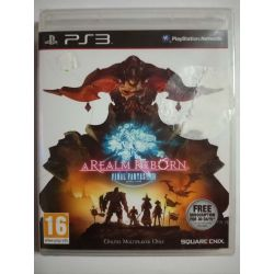 A Realm Reborn Final Fantasy XIV PS3 nová