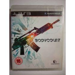 Bodycount PS3 nová