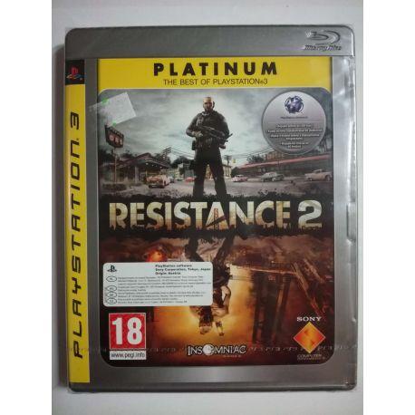 Resistance 2 PS nová