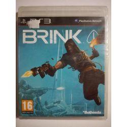 Brink PS3 nová