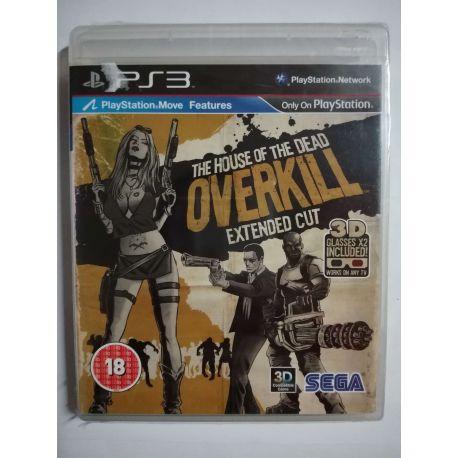 Overkill PS3 nová