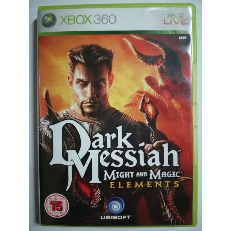 Dark Messiah of Might and Magic - Elemnts Xbox 360