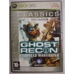 Ghost Recon Advanced Warfighter Xbox 360