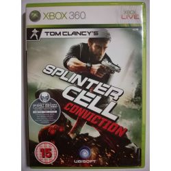 Splinter Cell Conviction Xbox 360