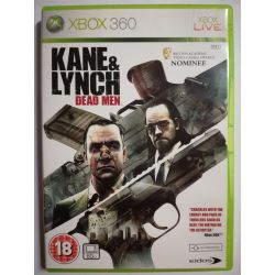 Kane & Lynch:Dead Men Xbox 360