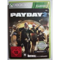 PAYDAY2 Xbox 360
