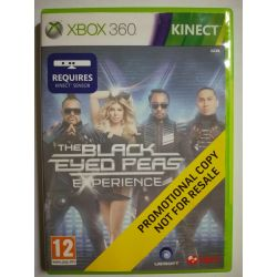 The Black Eyed Peas Experience Kinect Xbox 360