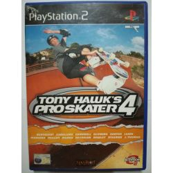 Tony Hawk´s Pro Skater 4 PS2