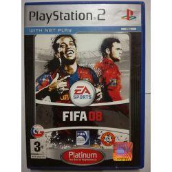 Fifa 08 cz PS2