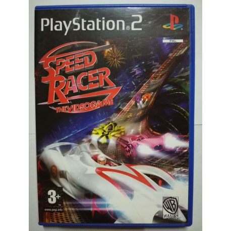 Speed Racer PS2