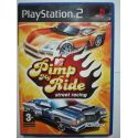 MTV Pimp My Ride Street Racing PS2