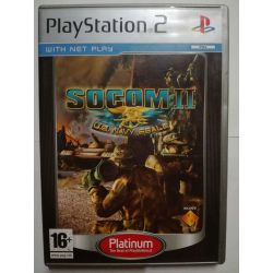 SOCOM II: U.S. Navy SEALs PS2