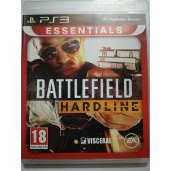 Battlefield Hardline cz titulky PS3