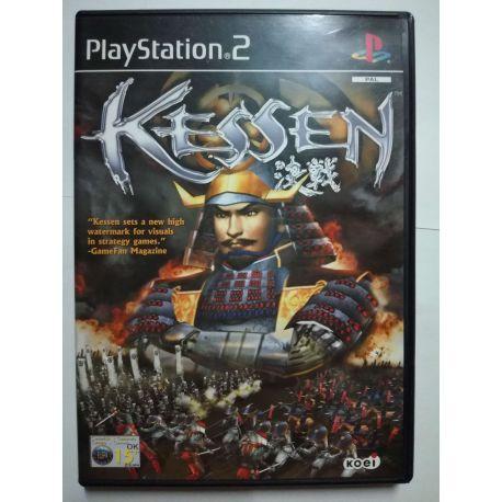 Kessen PS2